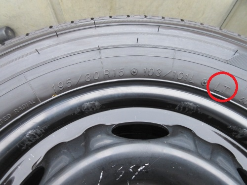 LT tire Comfort tire (2)