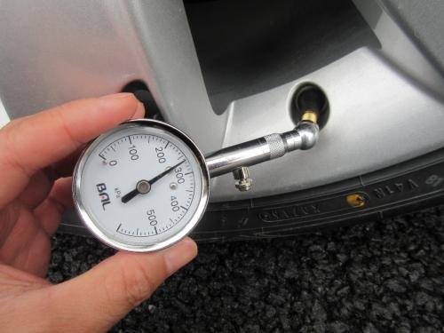Tire pressure (1)