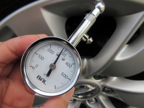 Tire pressure (2)