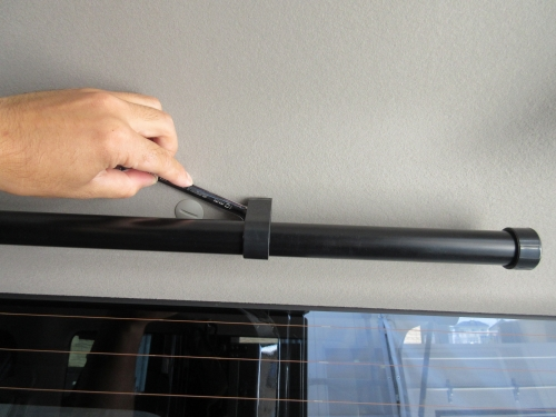 Roof inner bar (11)