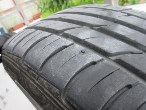 Tire uneven wear (3)