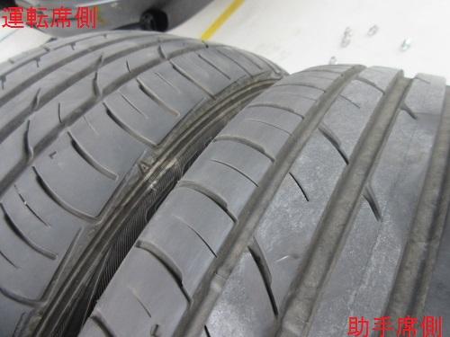 Tire uneven wear (6)