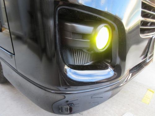 Fog lamp exchange (19)