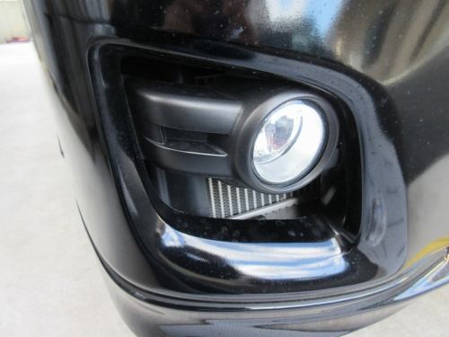Fog lamp exchange (3)